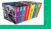 Library  Harry Potter Boxed Set: The Complete Collection (Adult Paperback)