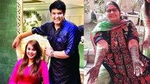 Kapil Sharma - Ginni Wedding: Kapil's mother was seen excited at the Mehendi Ceremony | Boldsky
