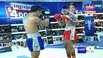 Chan Samrath, Cambodia Vs Phet Senchhai, Thai, 9 December 2018, International Boxing, Khmer Boxing