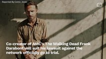 Frank Darabont's 'The Walking Dead' Lawsuit Goes To Trial