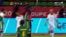 الشوط الاول مباراة السنغال و تونس 2-0 كاس افريقيا 2017