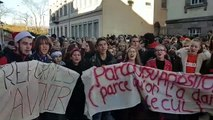 """Colmar : """"Oui à l'avenir, non aux réformes"""""""