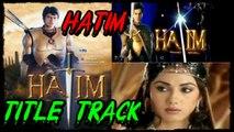 Hatim Drama Episode 1