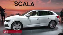 Skoda Scala : découverte en vidéo de la compacte tchèque