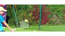 Tennis - Découvrez le Tennis Club Dardilly Champagne... vu d'en haut !