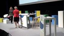 Ouverture des 5es rencontres scientifiques : Anne Burstin, Dominique Argoud, Sophie Cluzel