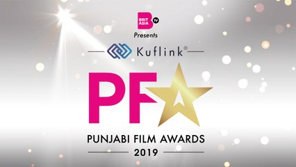 Punjabi Film Awards 2019