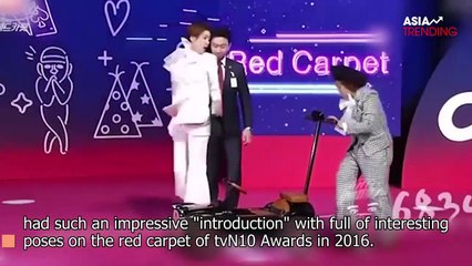 Hilarious and incredible Red Carpet poses of Korean idols are why they always make fans go crazy
