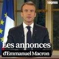 Smic, retraites, heures sup: ce que Macron a annoncé