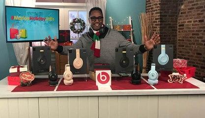 Mario Armstrong Holiday Gifts Beats
