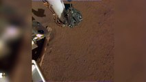 Stunning New NASA Video Shows Changing Light And Shadow On Mars InSight Lander
