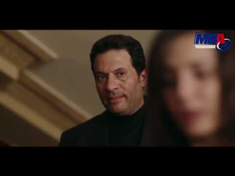 !!شوف ماجد المصري عمل ايه لما لقي مراته عند واحد صاحبه في مشهد جامد جداً