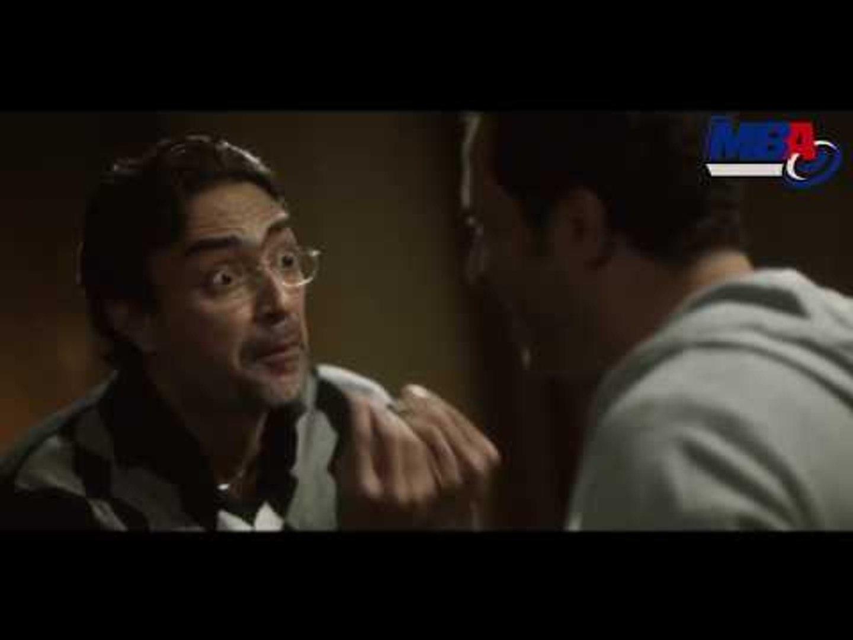 ماجد المصري يشك في صديقه بسبب حمل زوجته و صديقه يعترف بكل شئ في مشهد جامد جداَ!!!