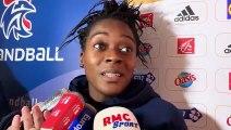 Euro-2018. Gnonsiane Niombla : « C'est toujours difficile d'être éjectée »