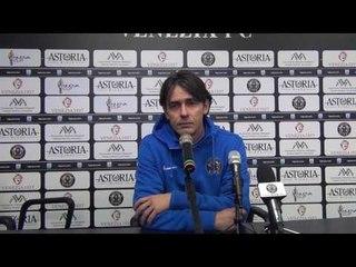 Conferenza stampa Mister Inzaghi post Venezia-Mantova