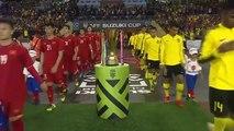Malaysia drew 2-2 against Vietnam after 1st leg of AFF Suzuki Cup