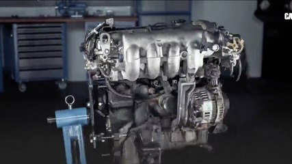 This Engine Timelapse Is IncredibleDefault
