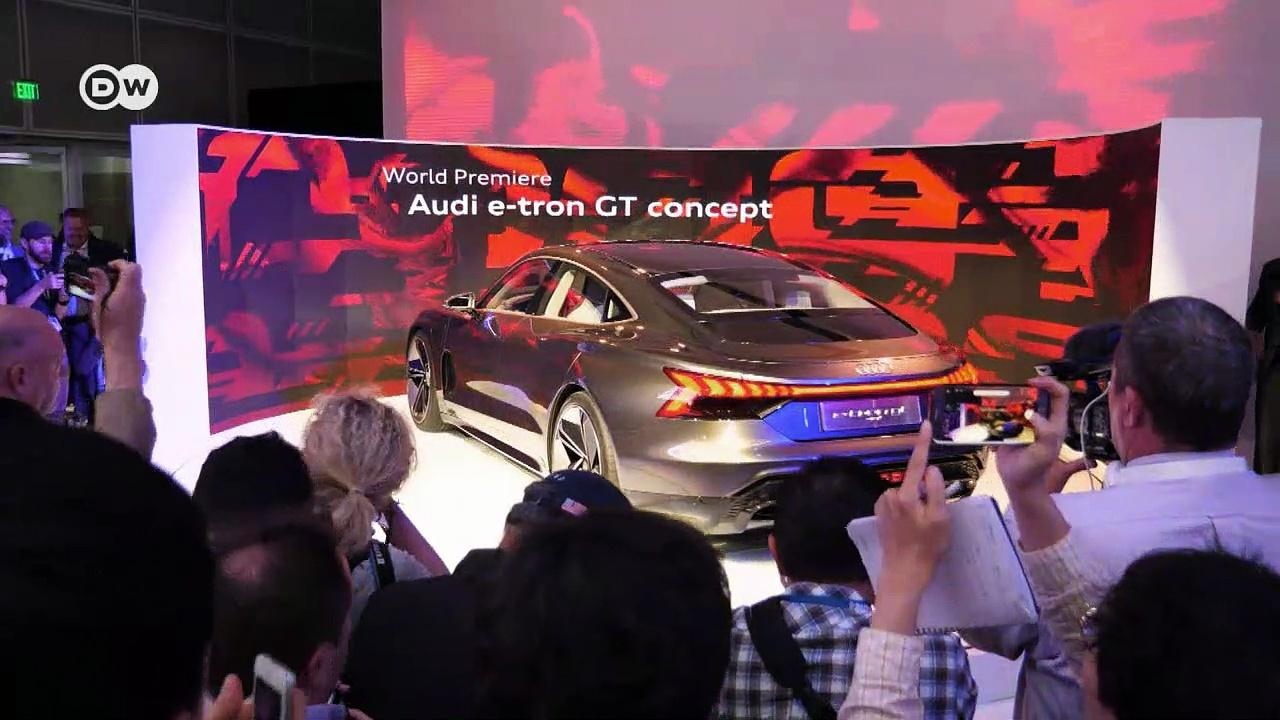 Auto-Wunderland: LA Auto Show 2018 | Motor mobil