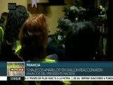 """Francia: varios sectores consideran """"insuficientes"""" medidas de Macron"""
