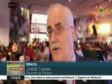Brasil: realizan acto internacional por la libertad de Lula da Silva