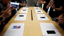 Malgré l'interdiction, les iPhone toujours commercialisés en Chine