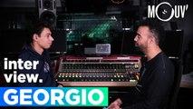 """GEORGIO : """"XXXTentacion m'a beaucoup inspiré pour mon album"""""""