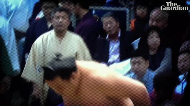 Can Sumo survive? The crossroads facing Japan's national sport – video