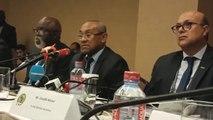 Football: la CAN 2021 interview du présent de la CAF AHMAD AHAMAD , la Côte d'Ivoire de seras pas prêt pour la CAN 2021