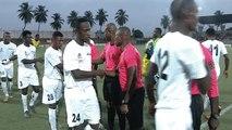 Football: résume de match, AFAD reste meilleur sur AS TANDA dans un match équilibré
