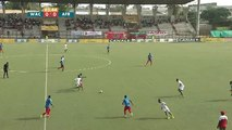 Football: résume WAC vs AFRICA SPORT , une fin de saison mtn ligue en beauté pour AFRICA SPORT