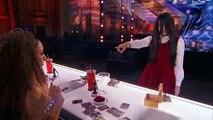 GHOST CAUGHT ON CAMERA! The Sacred Riana Terrifies Mel B on America's Got Talent - Got Talent Global