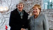 EU Rules Out Brexit Renegotiation As May Seeks Help From Merkel