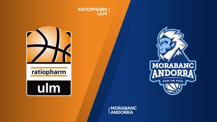 7Days EuroCup Highlights Regular Season, Round 9: Ulm 88-80 Andorra