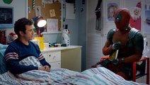Ryan Reynolds Gets Questioned By Fred Savage In 'Once Upon A Deadpool'