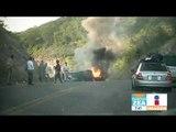 Asesinan a 6 policías en Jalisco para liberar a un prisionero | Noticias con Francisco Zea