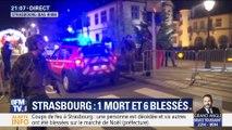 Strasbourg: un mort et six blessés dans une fusillade