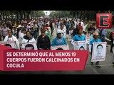 Médico Forense: Reporte de CNDH del Caso Ayotzinapa