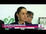 Claudia Sheinbaum libera a 5 reos indígenas en la Ciudad de México | Noticias con Yuriria Sierra