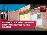 Cierran escuelas en Chilpancingo por extorsiones del crimen organizado