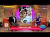 Juan y Maki Soler confirman su separación por medio de comunicado | Sale el Sol