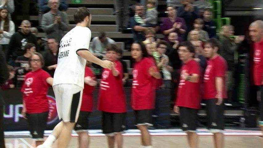 LDLC ASVEL Villeurbanne - Partizan NIS Belgrade Highlights | 7DAYS EuroCup, RS Round 9