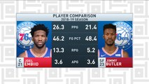 Tiki and Tierney: Joel Embiid adjusts after Jimmy Butler trade