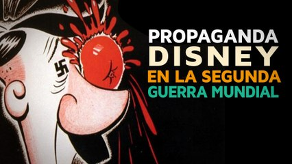 Propaganda Disney en la 2ª Guerra Mundial