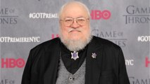 George R.R. Martin Says He Will Finish 'A Song Of Ice And Fire'