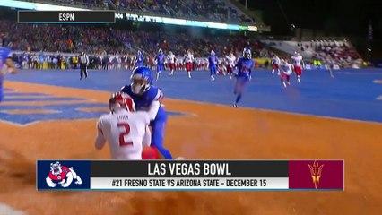 Las Vegas Bowl Preview: Fresno State vs. Arizona State