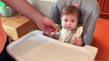 Daddy Takes Care of Baby - Funny Crazy Daddy Video