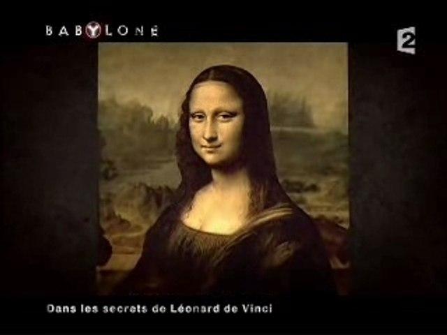 Babylone dans les secrets de Leonard de Vinci 1