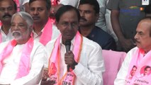 KCR Press Meet : KCR Says Me And Asaduddin Owaisi Met And Disscussed For 3 Hours | Oneindia Telugu