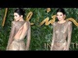 Kendall Jenner Wears Just A Thong & Flaunts Assets In A Sheer Dress
