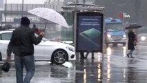 İstanbul'da Kar Yağışı Başladı. Kar Yağışı Beylikdüzü'nde Etkili Oluyor.